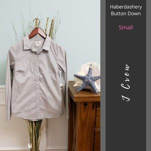 J Crew | Haberdashery Button Down